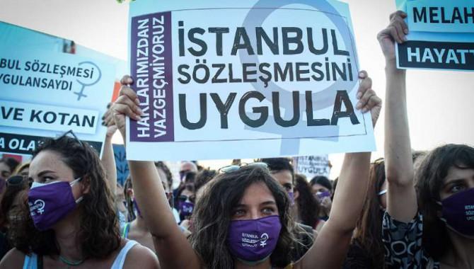 Af Örgütü'nden İstanbul Sözleşmesi için imza kampanyası