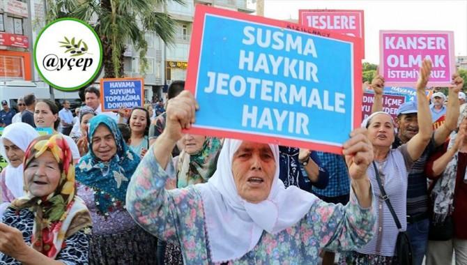 AYÇEP: Aydın'da yaşamı savunmak için jes'e karşı ortak ses olalım!