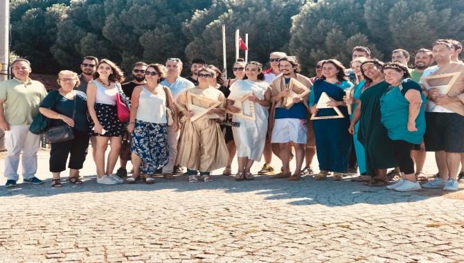 Bergama'da ASKLEPİON 1. Müzik Terapi Kampı 2018 Gerçekleşti