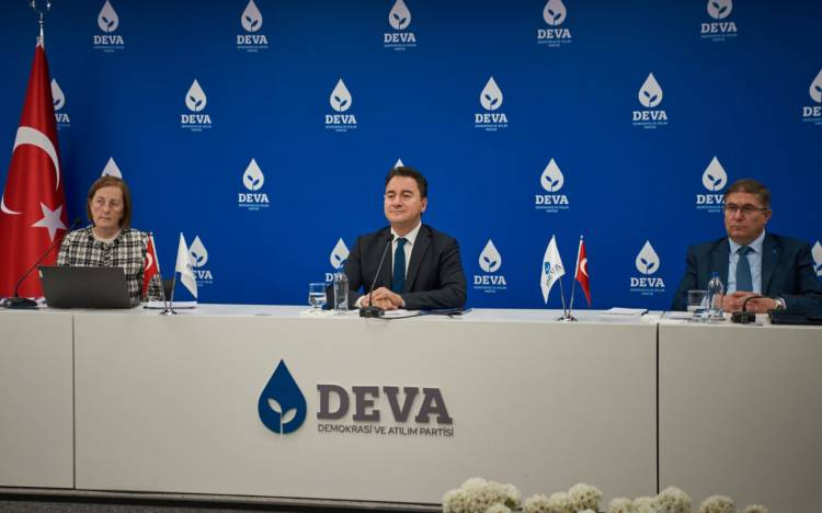 DEVA'dan yeni 'sosyal' eylem planı