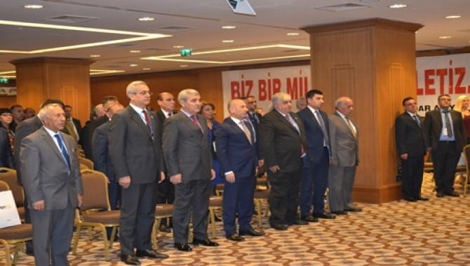 Dünya'ya Yayılan Sinerji AZERBAYCAN Aşkı, TADEF 4. Kurultayı, BİLAL DÜNDAR Yeniden Başkan