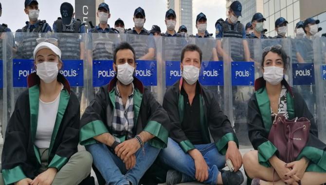Ekoloji Birliği: Baro başkanlarının engellenmesini kınıyoruz!