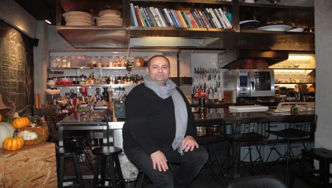 Gazeteci-Yazar Veysel Kavrayan Sivas'ta Çocuk Gastronomisi Anlatacak