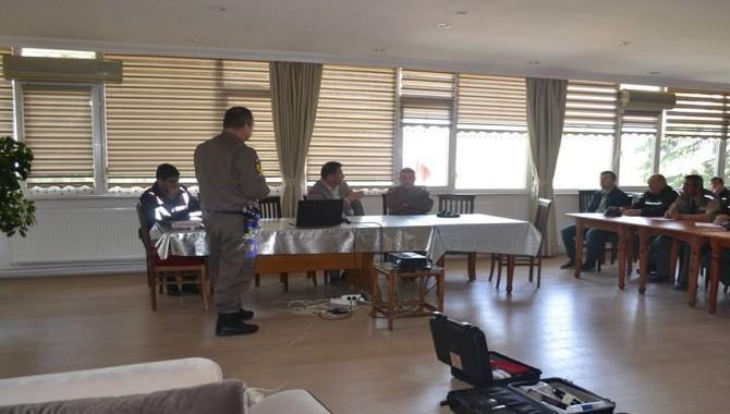 Gölcük'te Jandarma, Ormanların Korunması Eğitimi Verdi
