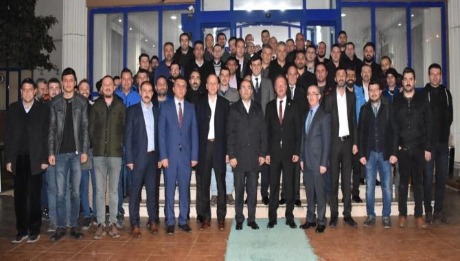 Halit Bayhan Telekominikasyon Teknikerleri Derneği'ni Kocaeli'nde Buluşturdu