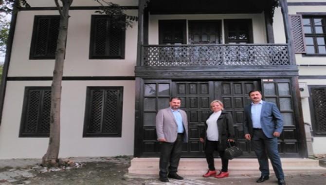 """Hamdi Kaptanoğlu """"Saraylı-Örcün Tarih Koridorunda Doğal Yaşam"""" Projesi'ni Gezdi"""