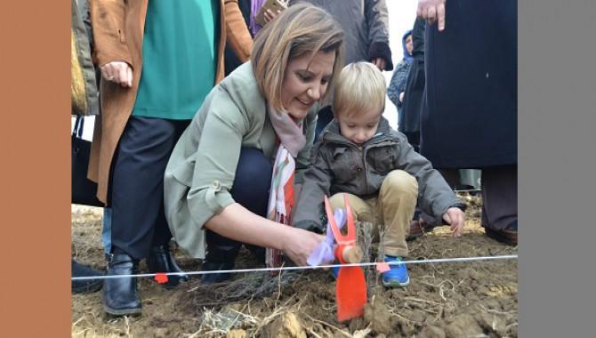 İzmit Belediyesi kendi tarım arazilerinde üretime başlayacak