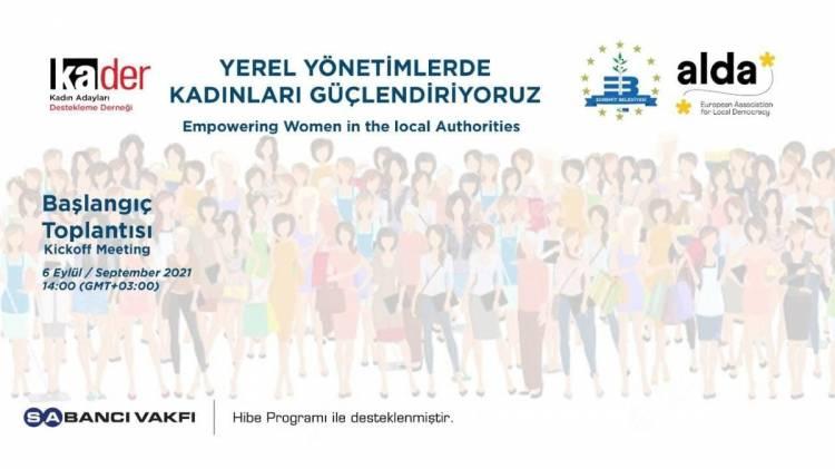 Kadınları güçlendirmek için Edremit Belediyesi'nden Avrupa Birliği Projesi