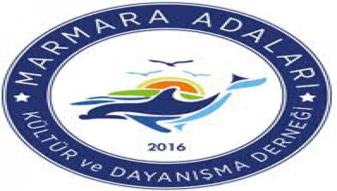 Marmara Adaları Kültür ve Dayanışma Derneği'nden Basın Duyurusu