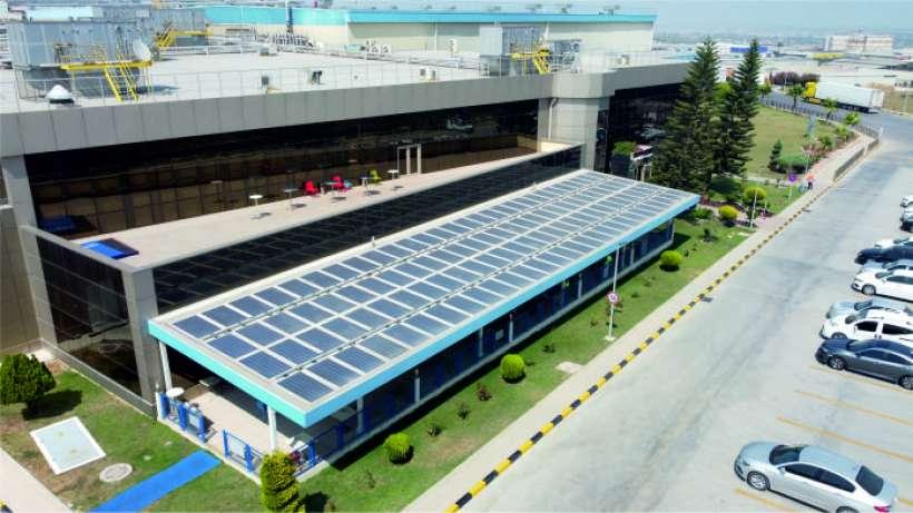 PEPSICO Türkiye enerjisini güneşten alıyor