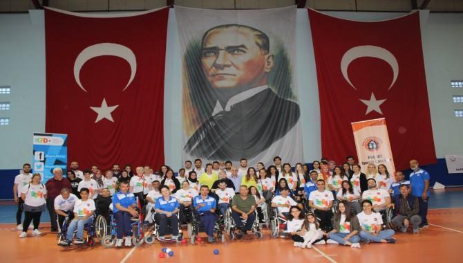Spastik Çocuklar Derneği 'Engelsiz Kamp''ını Gerçekleştirdi