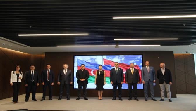 TAİB Önderliğinde STK'lardan AZERBAYCAN'a Destek