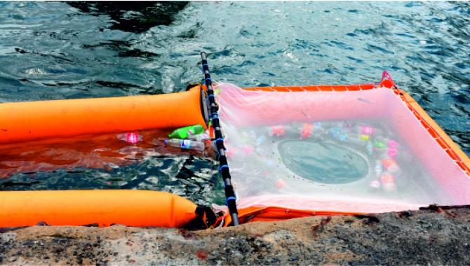 Temiz denizler için çözüm entegre atık yönetim sisteminde