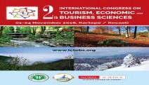 2. Uluslararası Turizm, Ekonomi ve İşletme Bilimleri Kongresi Kartepe'de Yapılacak