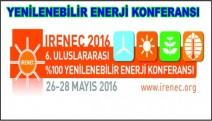 6. Uluslararası %100 Yenilenebilir Enerji Konferansı