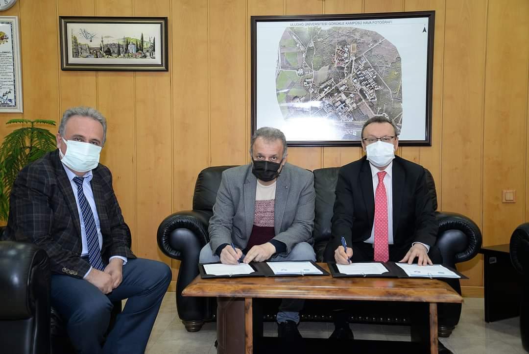 Şiddetle mücadeleye Bursa'dan akademik destek