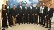 Ali Can Kazgan Karslılar Derneği'ne Yeniden Başkan Seçildi