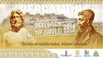 ASKLEPIOS TIP ZİRVESİ Bergama'da Başlıyor
