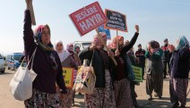 Aydın'da JES'lere karşı direnen köylülere 3 bin 150 lira para cezası