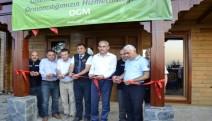 'Aytepe Orman Eğitim ve Tanıtım Ünitesi''ni Bekir Karacebey Açtı