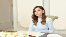 Azerbaycan'a ve halkına hizmet Mihriban Aliyeva'nın yaşam amacıdır