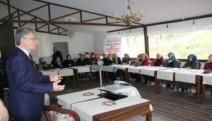 """''SARAYLI-ÖRCÜN Tarih Koridorunda DOĞAL YAŞAM"""" Projesi Organik Tarım Eğitimleri Başladı"""