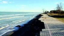Deniz kıyılarını doldurmak, kıyı erozyonunu tetikliyor