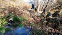 DOĞADER: Nilüfer ve Doğancı Barajına 22 dağ köyünün foseptik suları akıyor