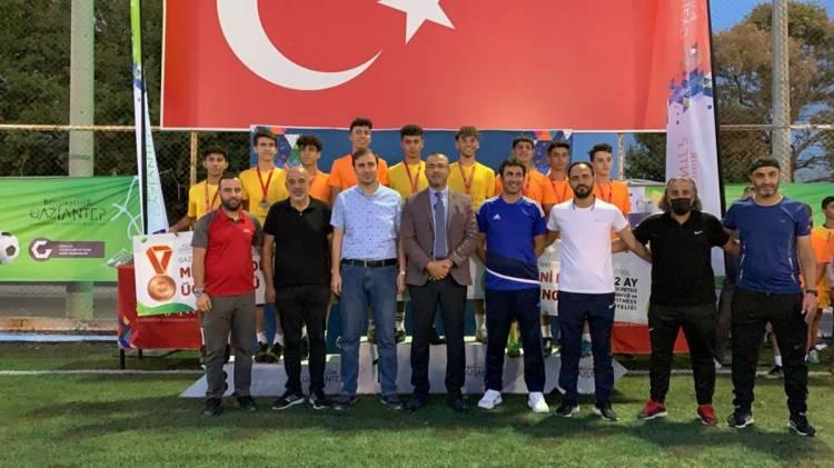 """Gaziantep'ten """" Spor Dostu Kent"""" hareketi"""
