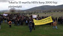 HES karşıtı Hasan dede ve 54 kişi 10 Mayıs'ta yargılanacak