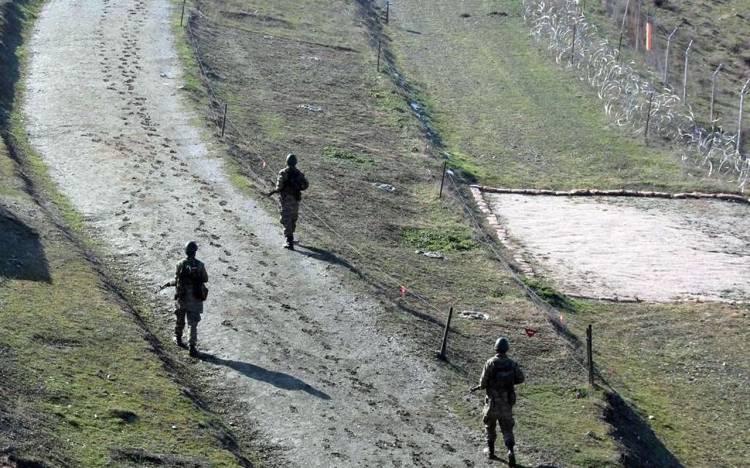 Hudut Kartalları sınırdan geçirmedi