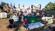 Kazdağları için topyekün mücadele: Direniş de eylemler de sürüyor!