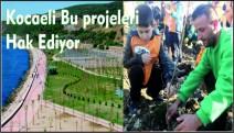 Kocaeli'de Yeşil Projeler Hayata Geçiyor