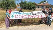 Maden şirketine karşı çıkan Sarıalan köylüleri: Burası aynı Kazdağları