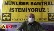 NKP: Çernobil'i unutmadık! Nükleer santral değil, sağlıklı yaşamak istiyoruz!