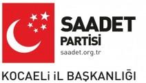 Saadet Partisi Kocaeli İl Başkanı Nurettin Çelik'in Muhtarlar Günü Mesajı