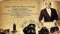 """""""Tarih Sohbetleri"""" Projesinin İlk Konuğu Volkan Şenel Oldu"""