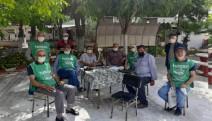 Turgutlu'da halk şaibeli toplantıya izin vermedi