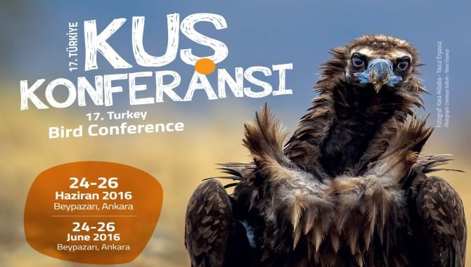 Türkiye'nin kuş gözlemcileri Anadolu'nun son 50 yılı için bir araya geliyor.
