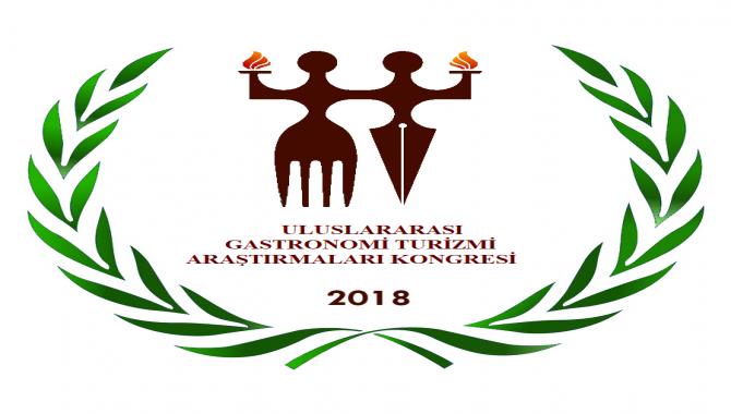 Uluslararası Gastronomi Turizmi Araştırmaları Kongresi Başlıyor