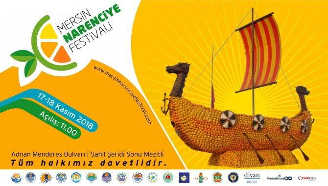 Veysel Kavrayan Mersin 6. Narenciye Festivali'ne Davetli