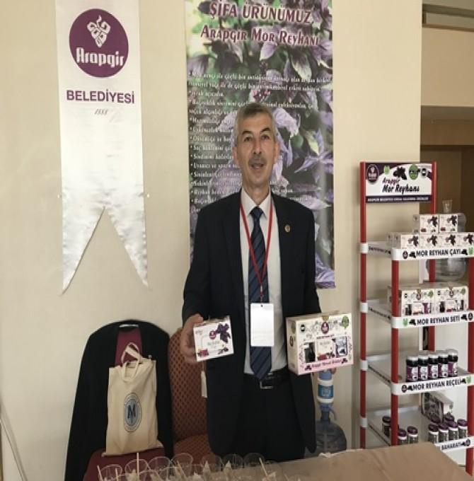 Avrasya Ekonomi Zirvesi'nde ARAPGİR Belediyesi İlgi Odağı Oldu