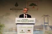 İstanbul'da yeşil alanlar çalıştayı