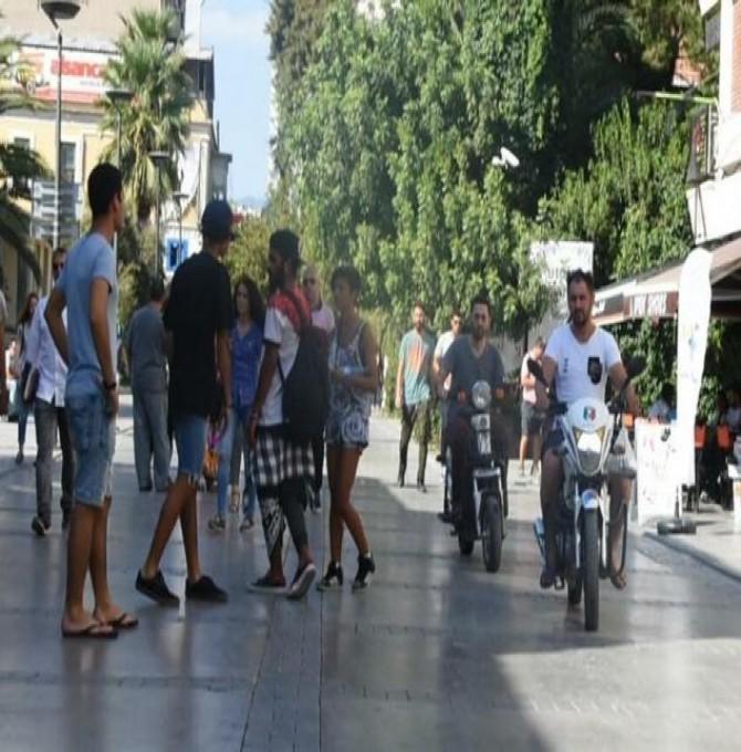 İzmir Kemeraltı'na Sürdürülebilir Ulaşım Çözümleri