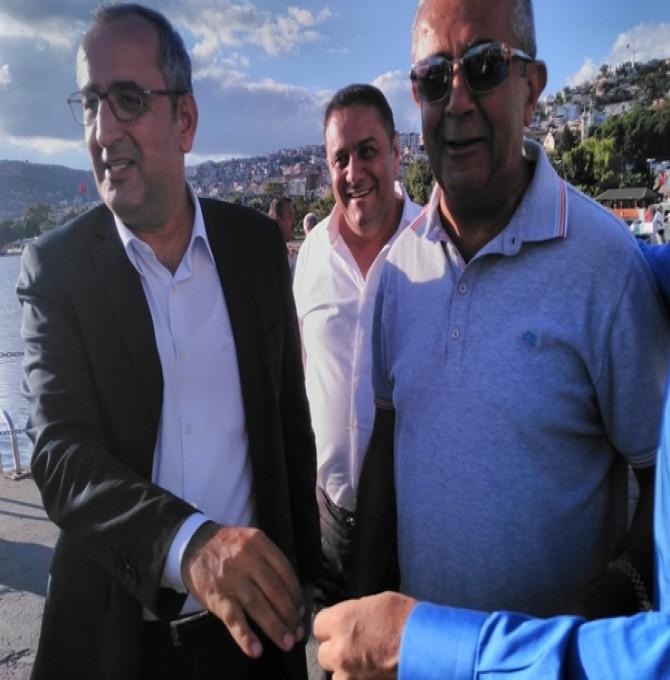 İzmit Balık Festivali, Barış ve Kardeşlik Vurgusuyla Kutlandı
