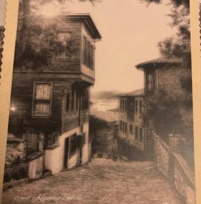 İzmit Tarih Koridoru Derneği'nden Nostaljik Kartpostallar