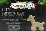 SANATFEST Sapanca Kırkpınar'da 20 Temmuz'da Başlıyor