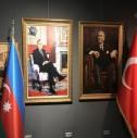 Azerbaycan'ın 100. Yıl Sergisi Deniz Müzesi'nde