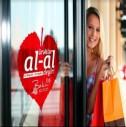 Bakü'de Yürekler AL-AL diyor