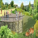 Kocaeli Büyükşehir Belediyesi Doğal Yaşam Parkı Yapıyor